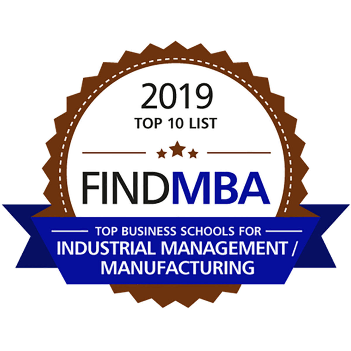 MBA in International Industrial Management