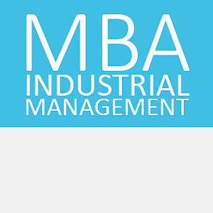 English MBA in International Industrial Management